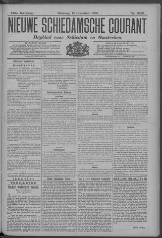 Nieuwe Schiedamsche Courant 1909-12-13