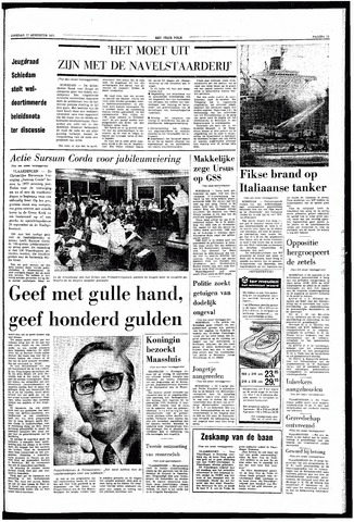 Het Vrije volk 1971-08-17