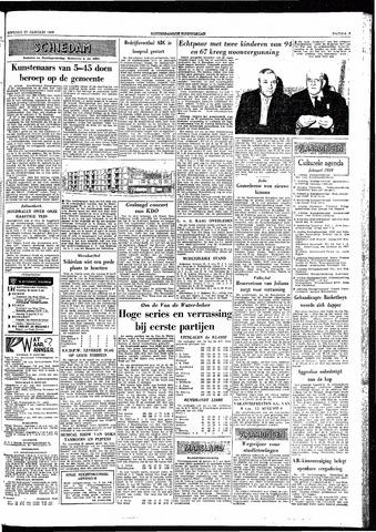 Rotterdamsch Nieuwsblad / Schiedamsche Courant / Rotterdams Dagblad / Waterweg / Algemeen Dagblad 1959-01-27