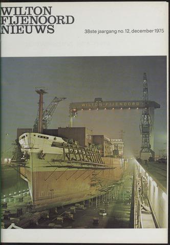 Wilton Fijenoord Nieuws 1975-12-01