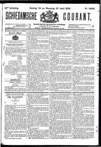 Schiedamsche Courant 1898-04-25