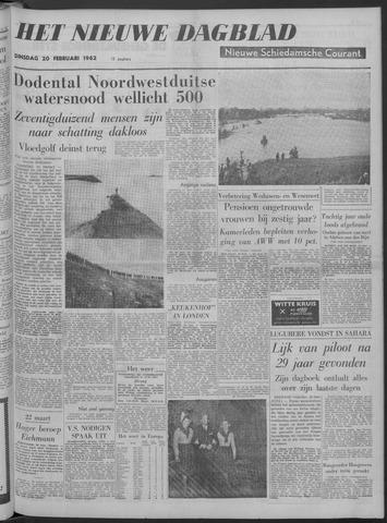 Nieuwe Schiedamsche Courant 1962-02-20