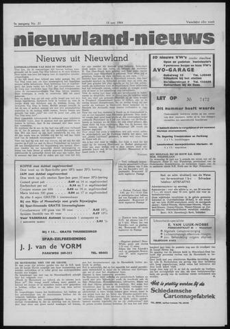 Nieuwland Nieuws 1964-06-18