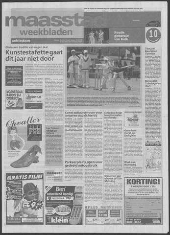 Maaspost / Maasstad / Maasstad Pers 2001-05-09