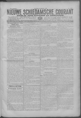 Nieuwe Schiedamsche Courant 1925-09-12