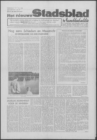 Het Nieuwe Stadsblad 1962-10-31
