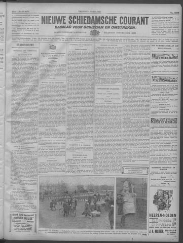 Nieuwe Schiedamsche Courant 1932-04-08