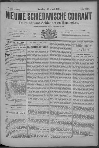 Nieuwe Schiedamsche Courant 1901-06-23
