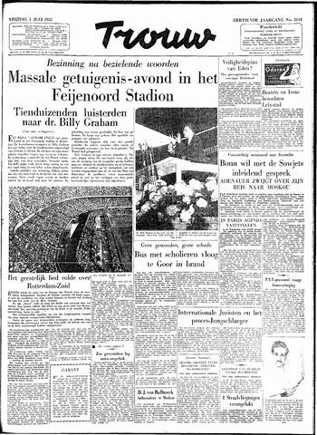 Trouw / De Rotterdammer 1955-07-01