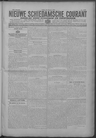 Nieuwe Schiedamsche Courant 1925-02-20