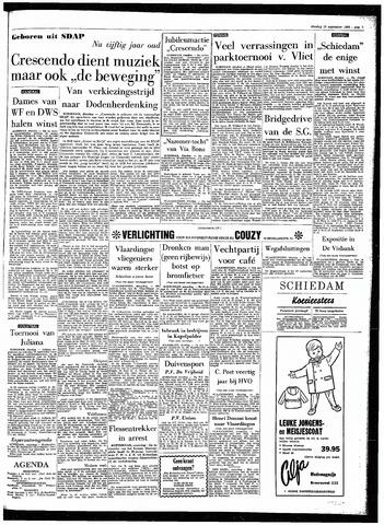 Rotterdamsch Parool / De Schiedammer 1964-09-15