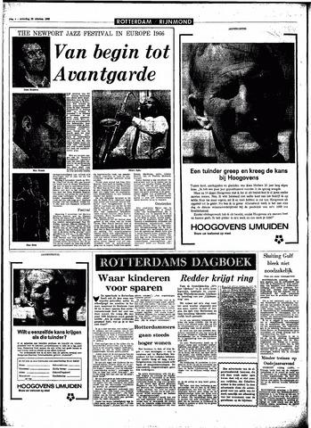 Rotterdamsch Parool / De Schiedammer 1966-10-29