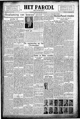 Rotterdamsch Parool / De Schiedammer 1945-12-18