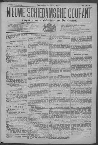 Nieuwe Schiedamsche Courant 1909-03-24