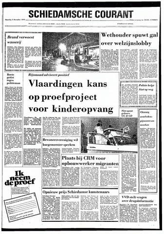 Rotterdamsch Nieuwsblad / Schiedamsche Courant / Rotterdams Dagblad / Waterweg / Algemeen Dagblad 1979-12-03