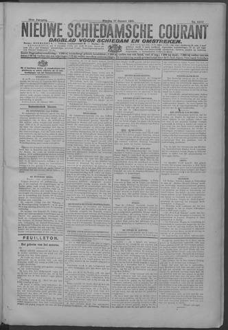 Nieuwe Schiedamsche Courant 1925-01-13