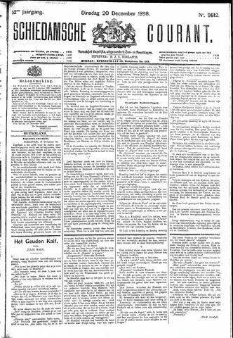 Schiedamsche Courant 1898-12-20