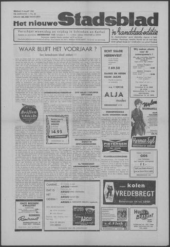 Het Nieuwe Stadsblad 1962-03-09