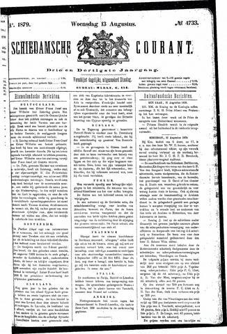 Schiedamsche Courant 1879-08-13