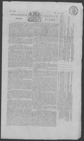 Rotterdamse Courant 1826-03-21