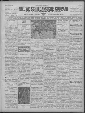 Nieuwe Schiedamsche Courant 1933-10-17