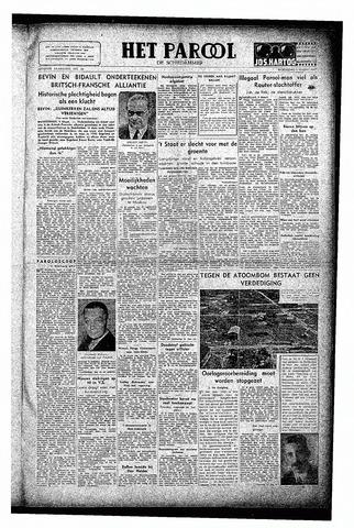 Rotterdamsch Parool / De Schiedammer 1947-03-05
