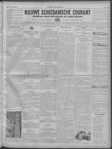 Nieuwe Schiedamsche Courant 1932-03-08