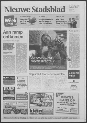 Het Nieuwe Stadsblad 2011-02-16
