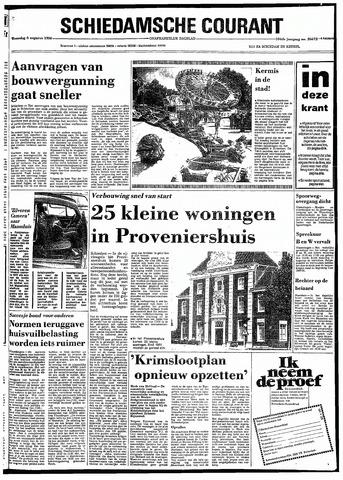 Rotterdamsch Nieuwsblad / Schiedamsche Courant / Rotterdams Dagblad / Waterweg / Algemeen Dagblad 1980-08-06