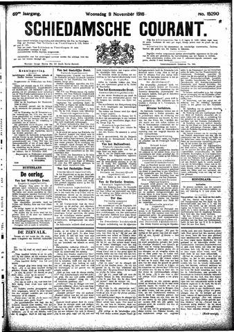 Schiedamsche Courant 1916-11-08