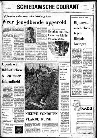 Rotterdamsch Nieuwsblad / Schiedamsche Courant / Rotterdams Dagblad / Waterweg / Algemeen Dagblad 1974-07-17
