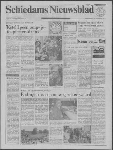 Schiedams Nieuwsblad 1977-07-06