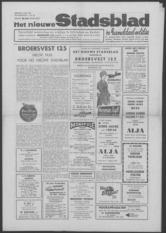Het Nieuwe Stadsblad 1961-06-09
