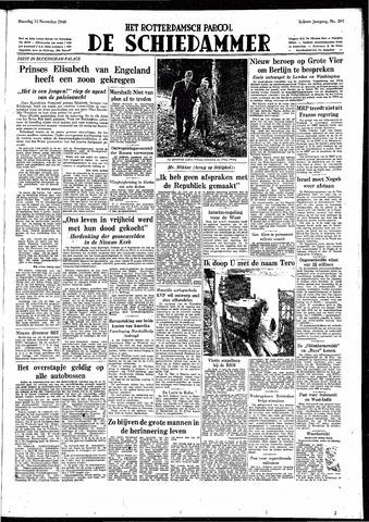 Rotterdamsch Parool / De Schiedammer 1948-11-15
