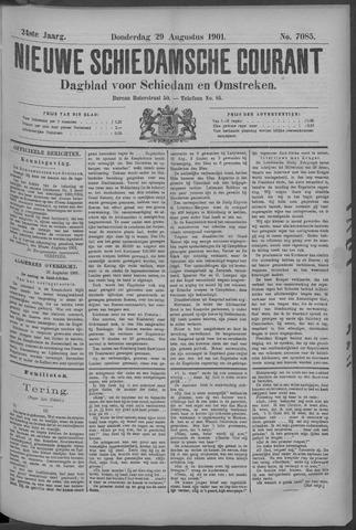 Nieuwe Schiedamsche Courant 1901-08-29