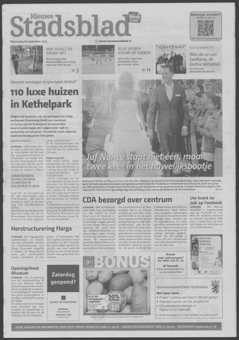 Het Nieuwe Stadsblad 2013-09-18