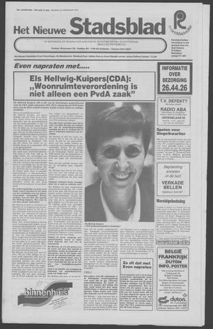 Het Nieuwe Stadsblad 1979-02-23