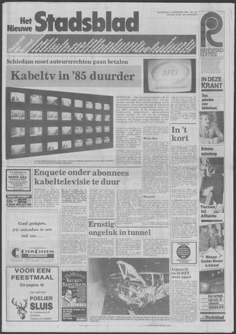 Het Nieuwe Stadsblad 1984-12-19