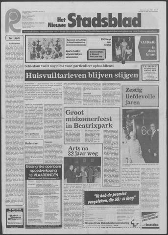 Het Nieuwe Stadsblad 1982-07-09