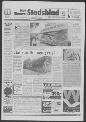 Het Nieuwe Stadsblad 1996-11-07