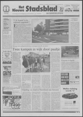 Het Nieuwe Stadsblad 1994-11-03