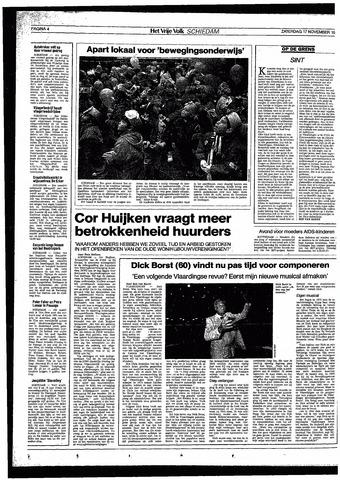 Het Vrije volk 1990-11-17