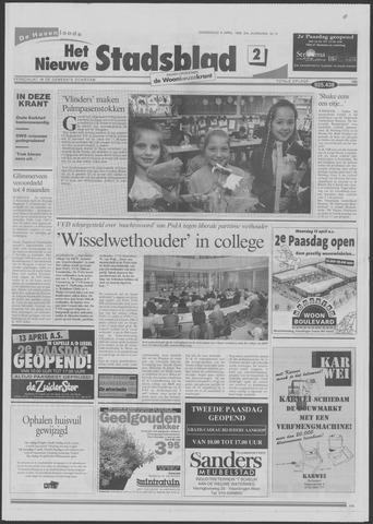 Het Nieuwe Stadsblad 1998-04-09