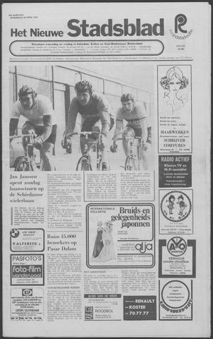 Het Nieuwe Stadsblad 1973-04-25