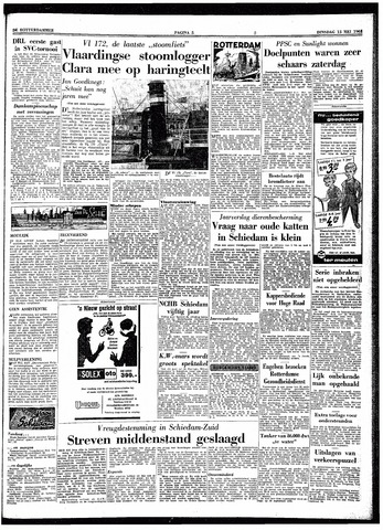 Trouw / De Rotterdammer 1962-05-15