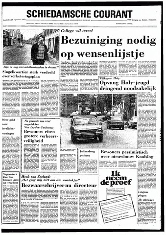 Rotterdamsch Nieuwsblad / Schiedamsche Courant / Rotterdams Dagblad / Waterweg / Algemeen Dagblad 1979-09-20