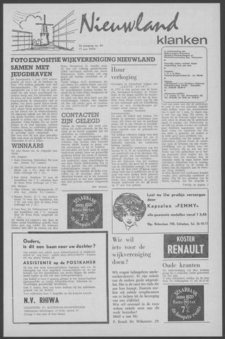 Nieuwland Klanken 1970-06-17