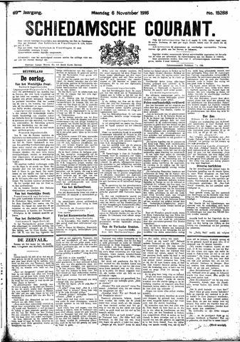 Schiedamsche Courant 1916-11-06