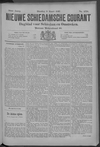 Nieuwe Schiedamsche Courant 1897-03-09