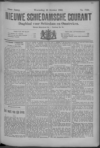 Nieuwe Schiedamsche Courant 1901-10-16